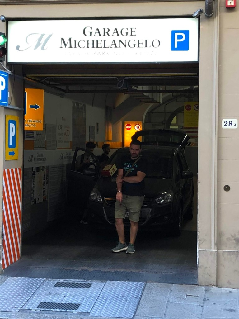 Garage Michelangelo