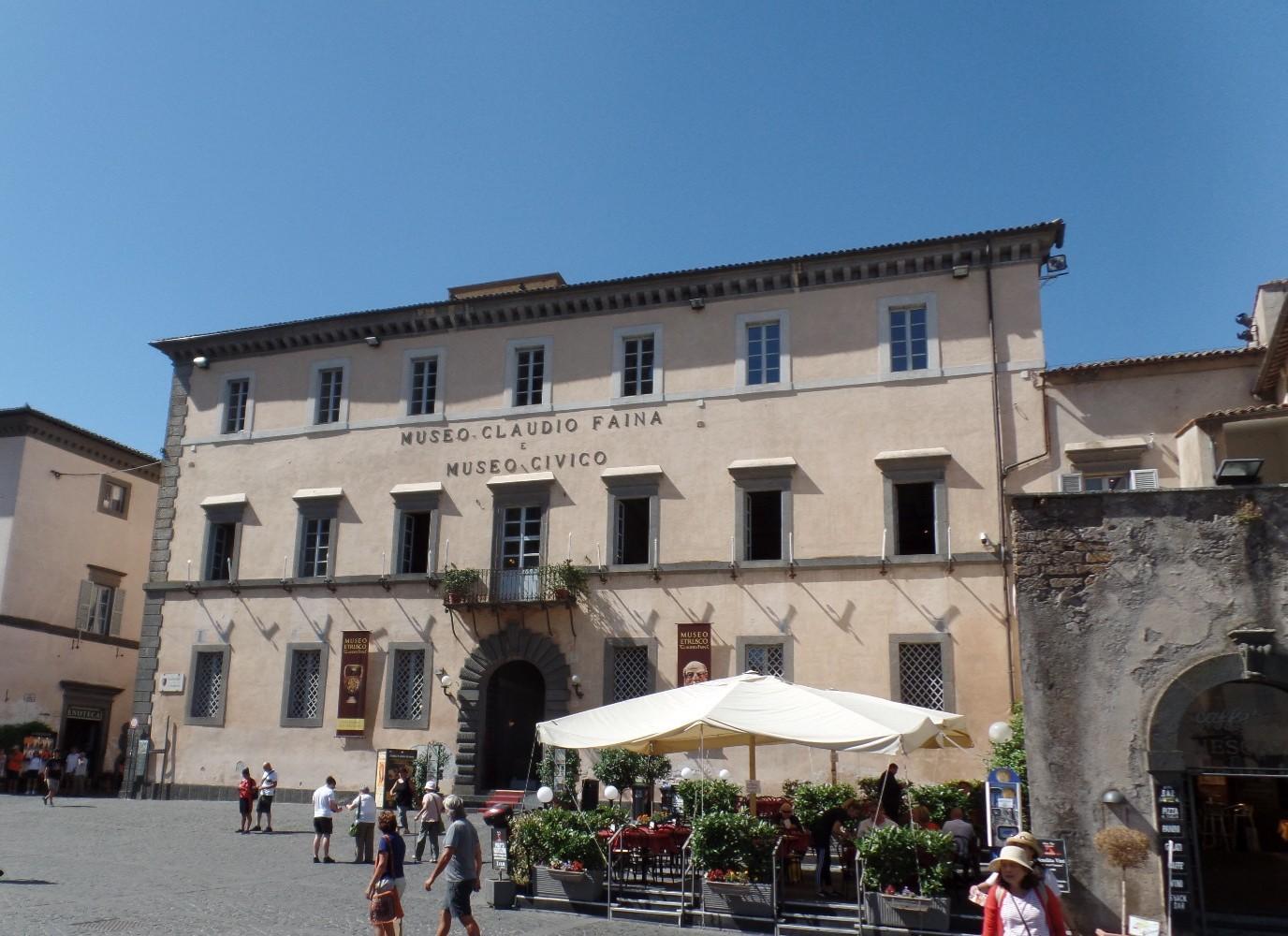 Musei Archeologici Civico e Faina