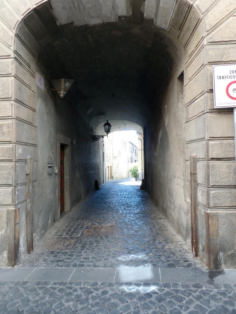 Streets of Ovieto