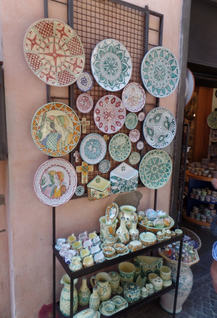on sale in Orvieto