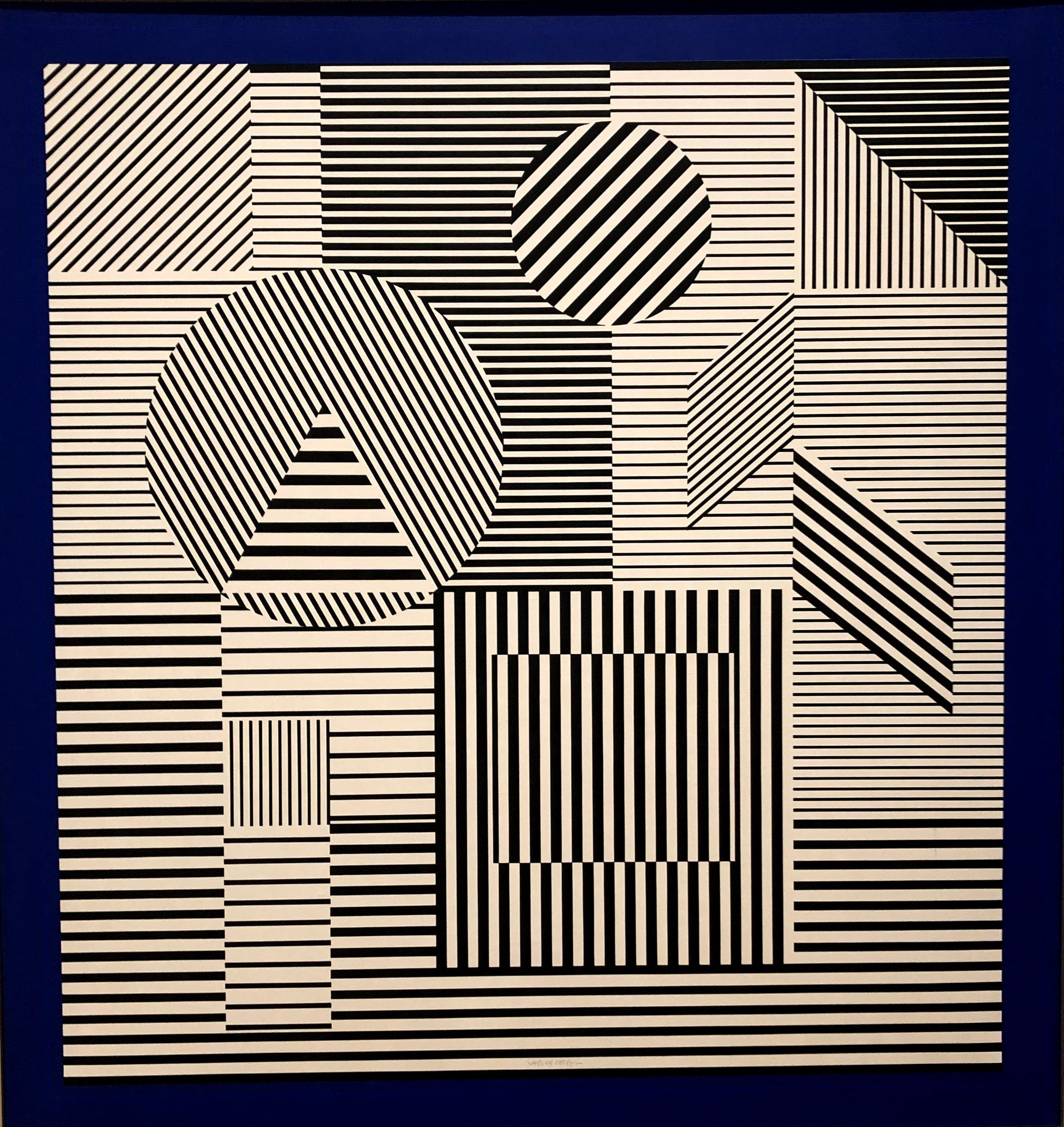 Sence-2, Victory Vasarely