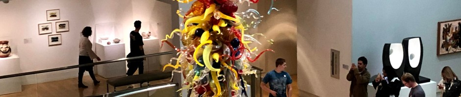 Chihuly at Palm Springs Art Museum