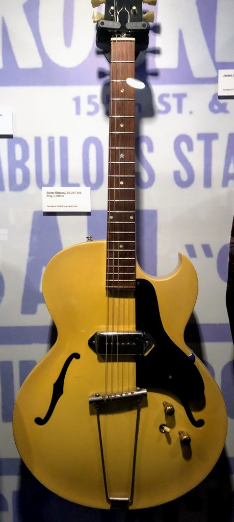 B.B. King's guitar