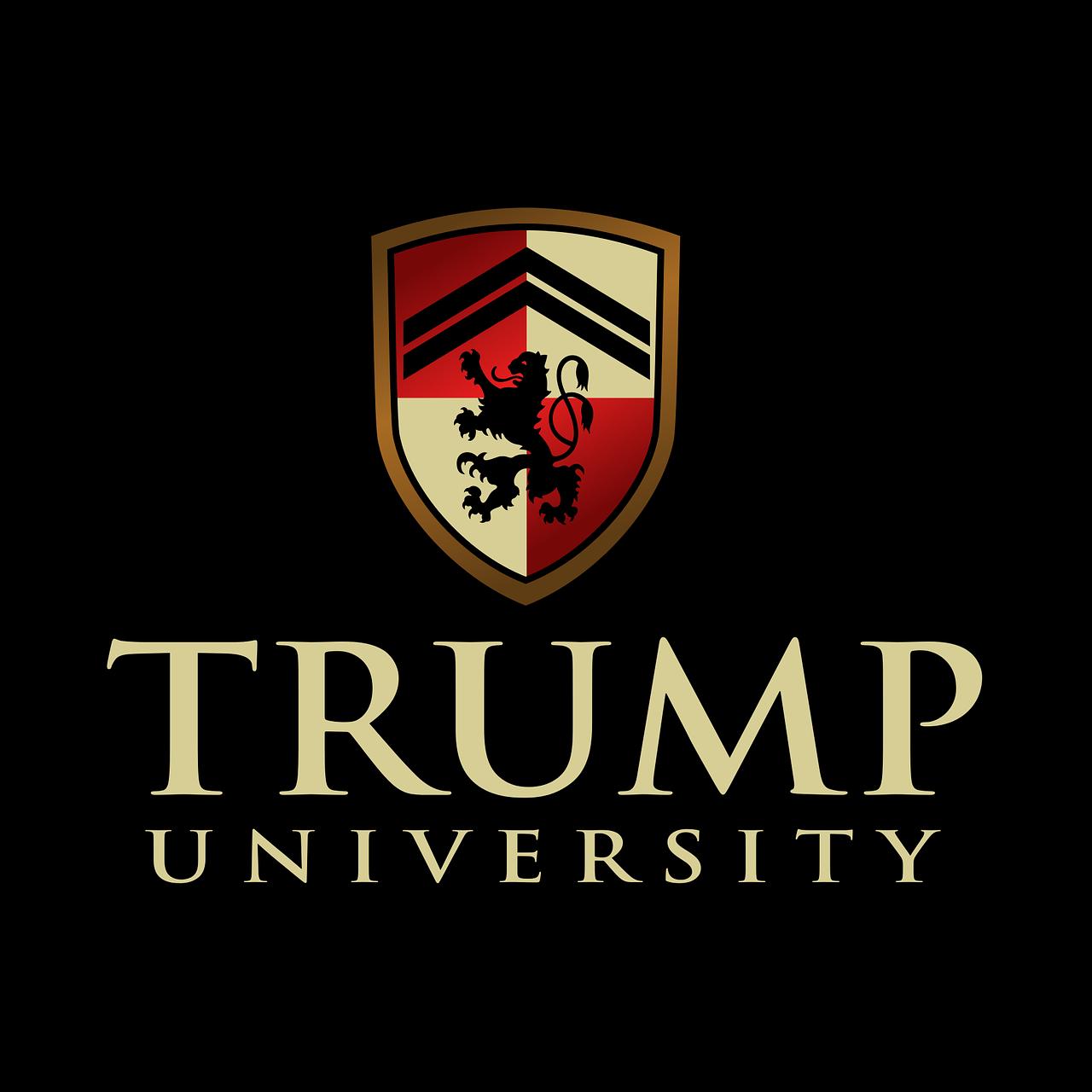 Trump University logo