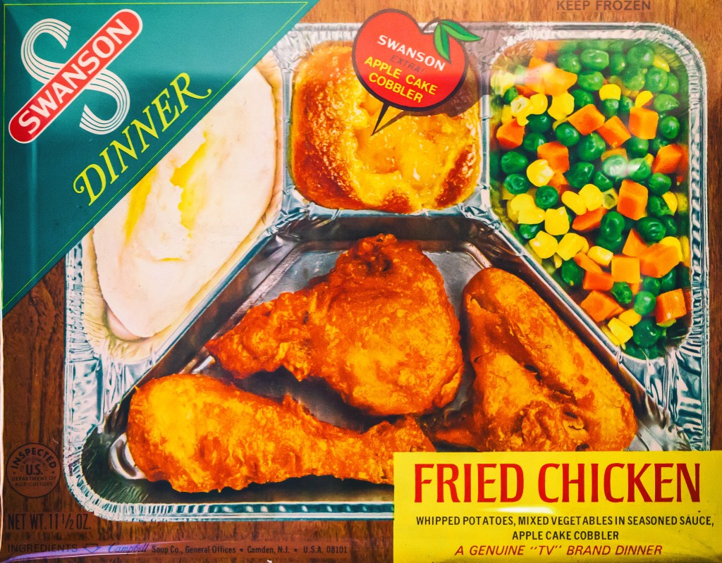Swanson Fried Chicken Dinner