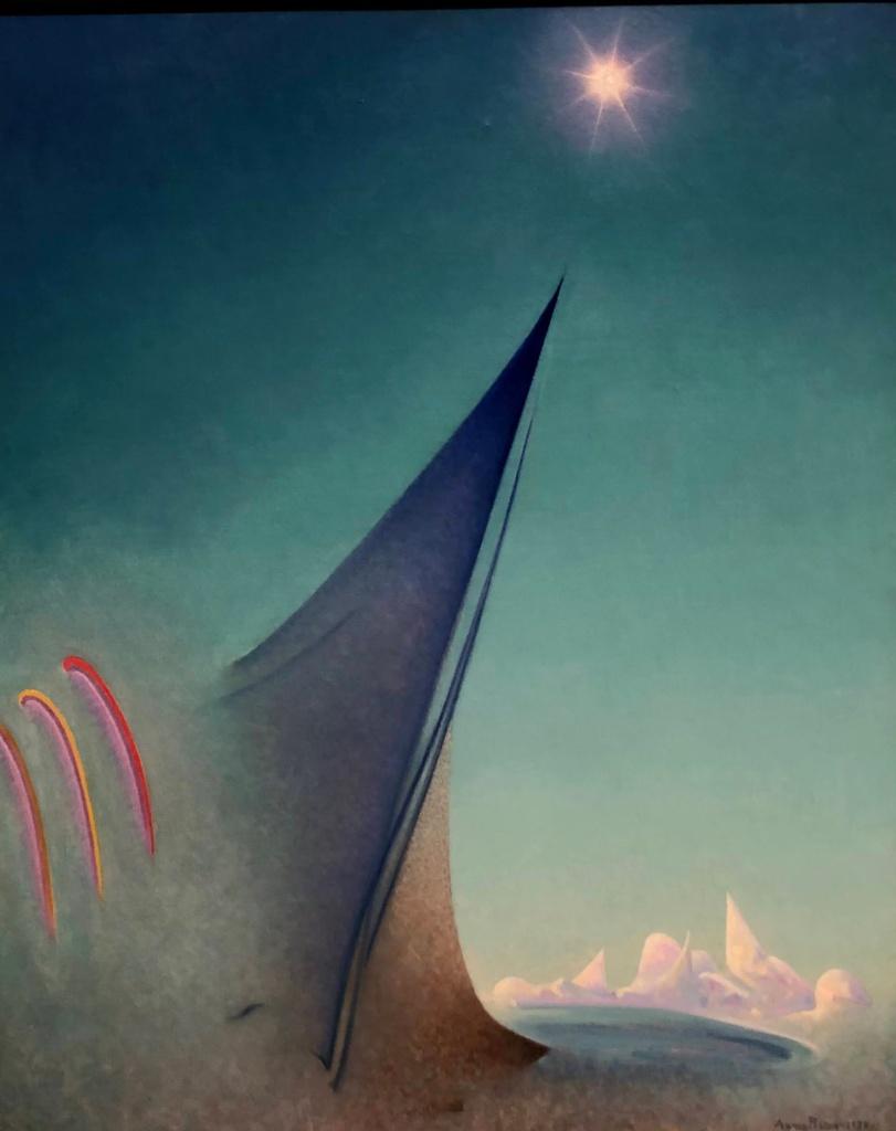 Resurgence, Agnes Pelton