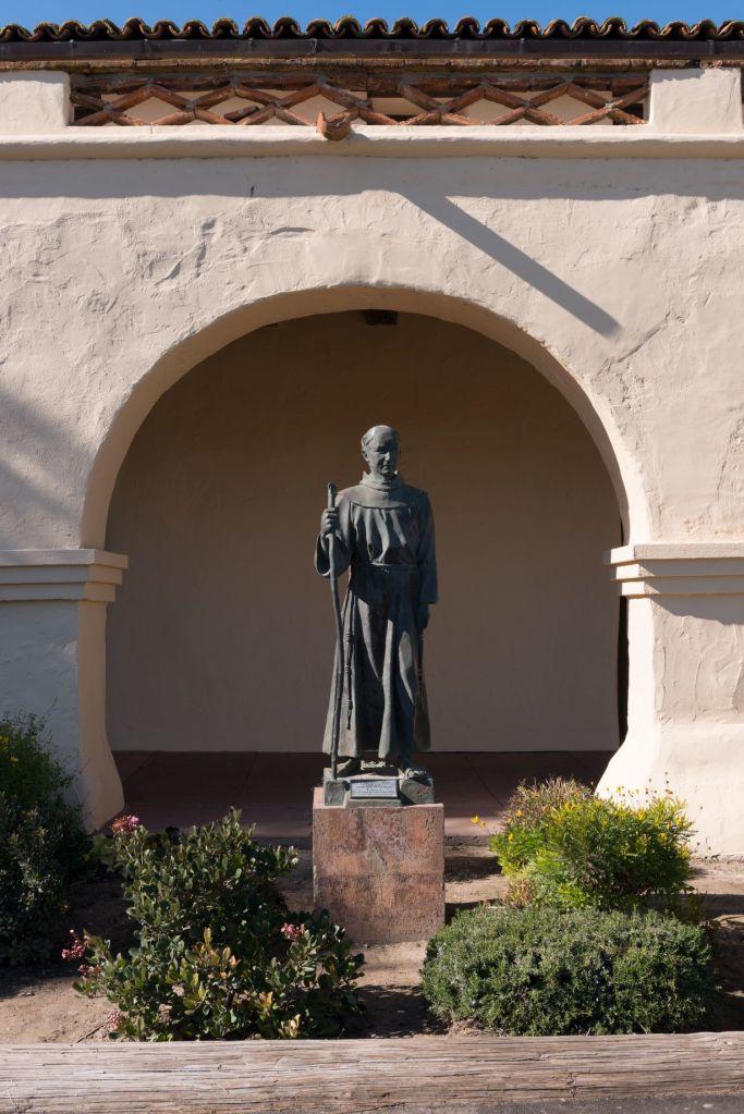 Statue of Junipero Serra
