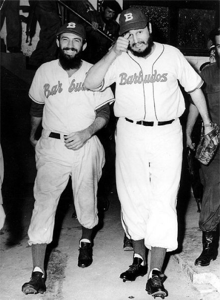 Castro and Cienfuegos