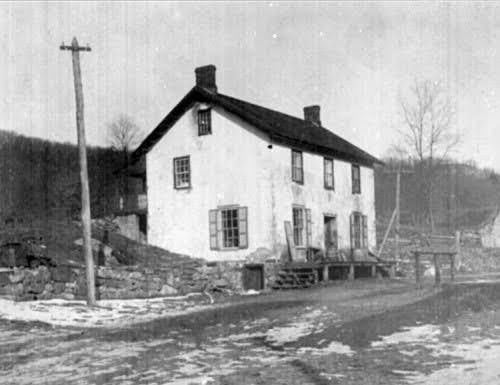 Long Pond Ironworks company store