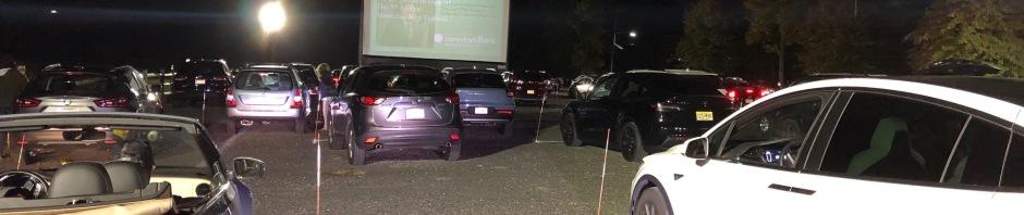 Montclair film festival drive-in