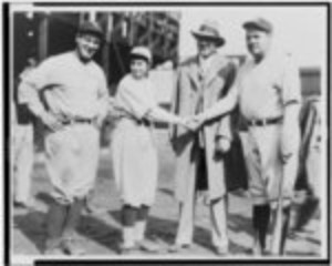 Gehrig, Mitchell, Engel and Ruth