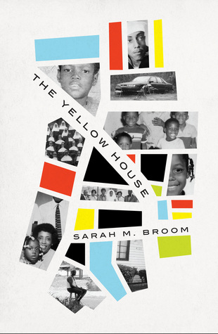 Yellow House book cover