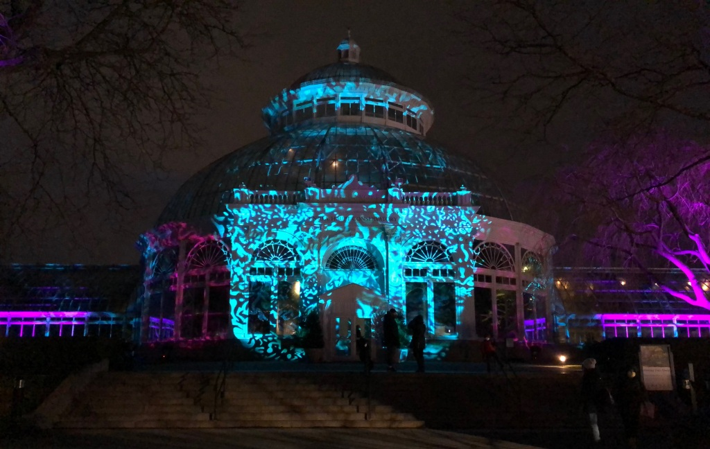 Glow, New York Botanical Garden