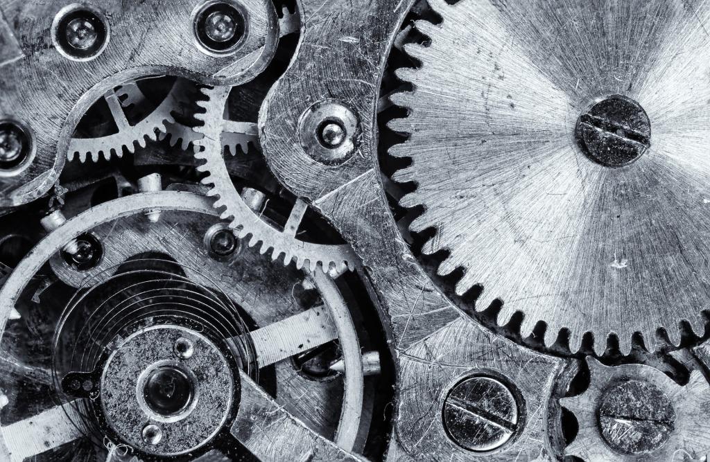 inner gears of time