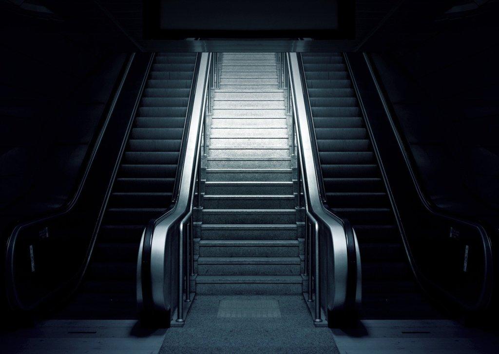 dark excalator