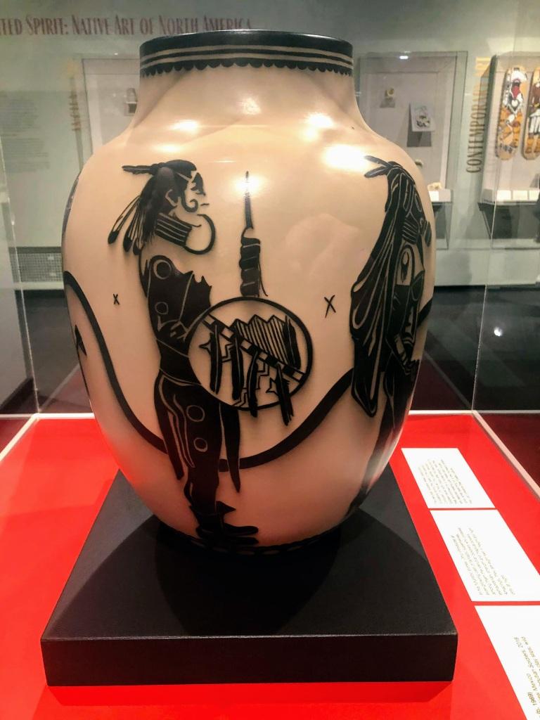 Victor Ortiz pottery