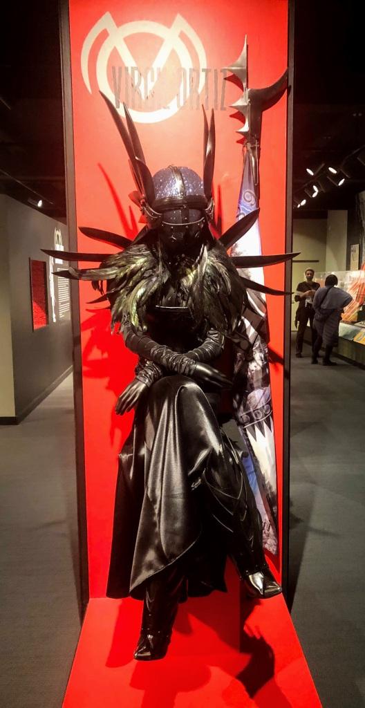 Victor Ortiz costume