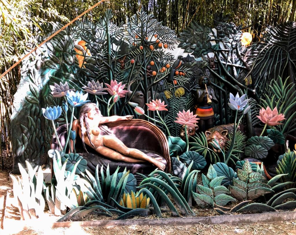Erotica Tropicallis, Seward Johnson