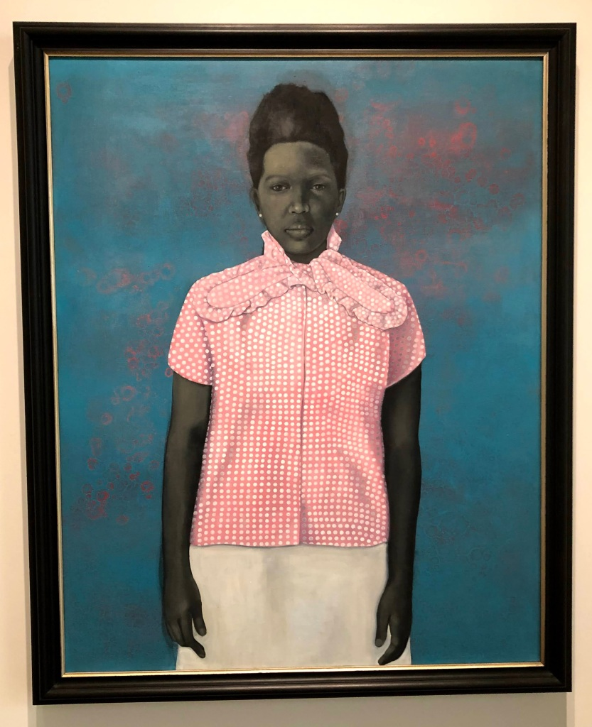 Well Prepared and Maladjusted, Amy Sherald