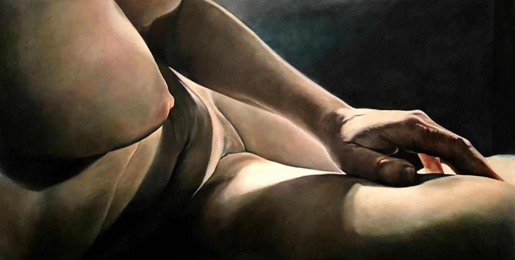 NIght Light, Joan Semmel