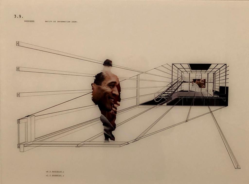 Entity as Information Zoom, Gordon Kipping, 1995