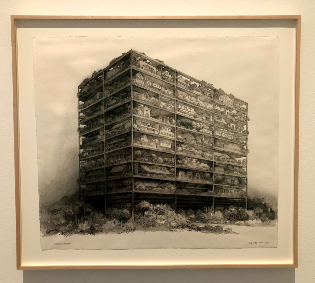 Highrise of Homes, James Wine