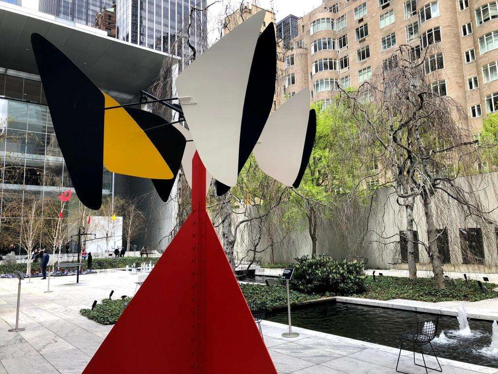 Sandy's Butterfly, Alexander Calder