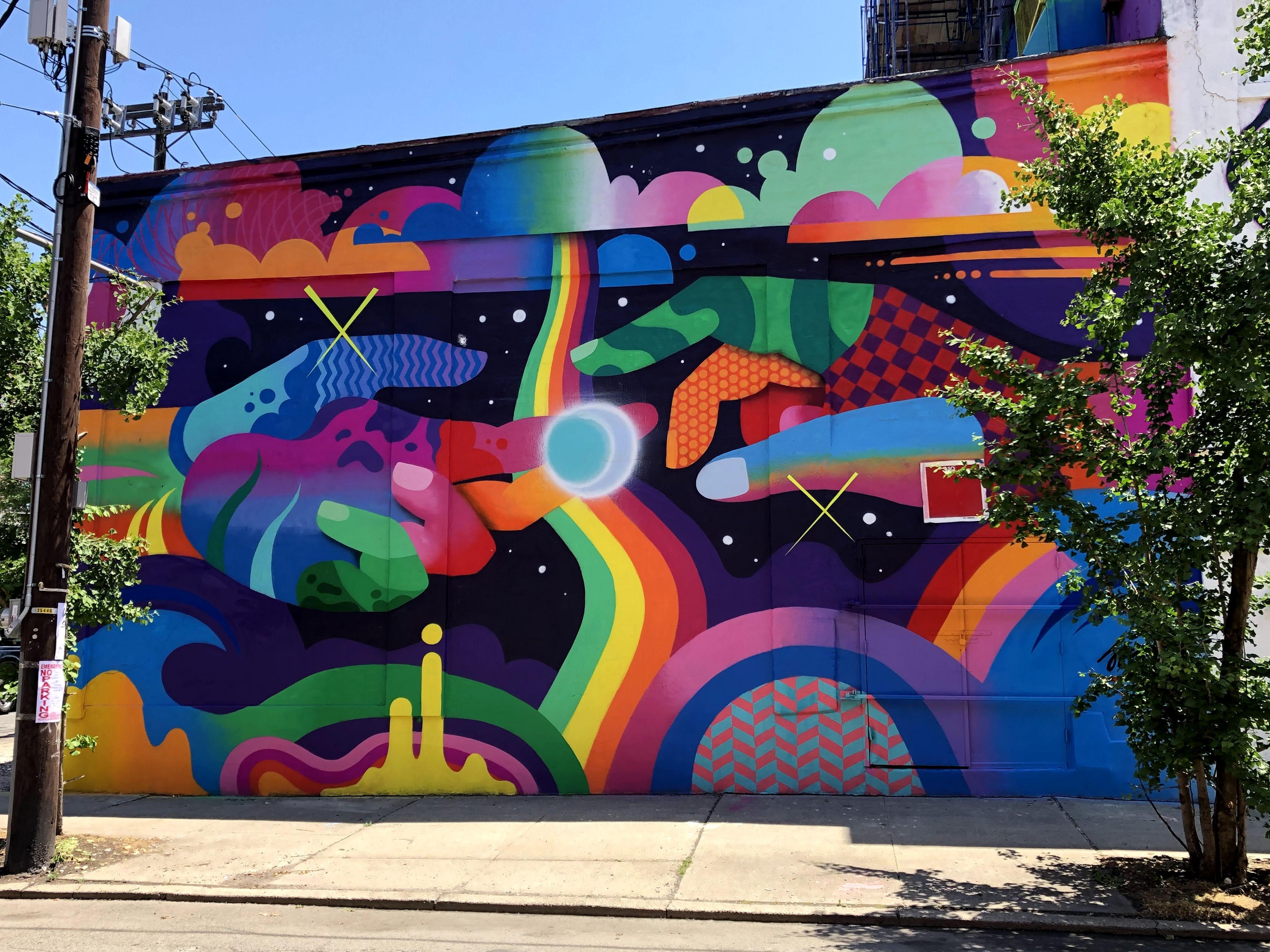Jersey City Mural Festival