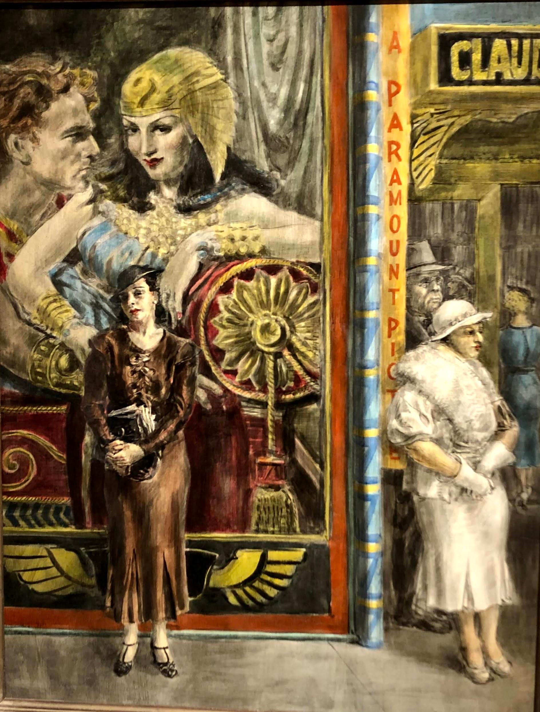 A Paramount Picture, Reginald Marsh