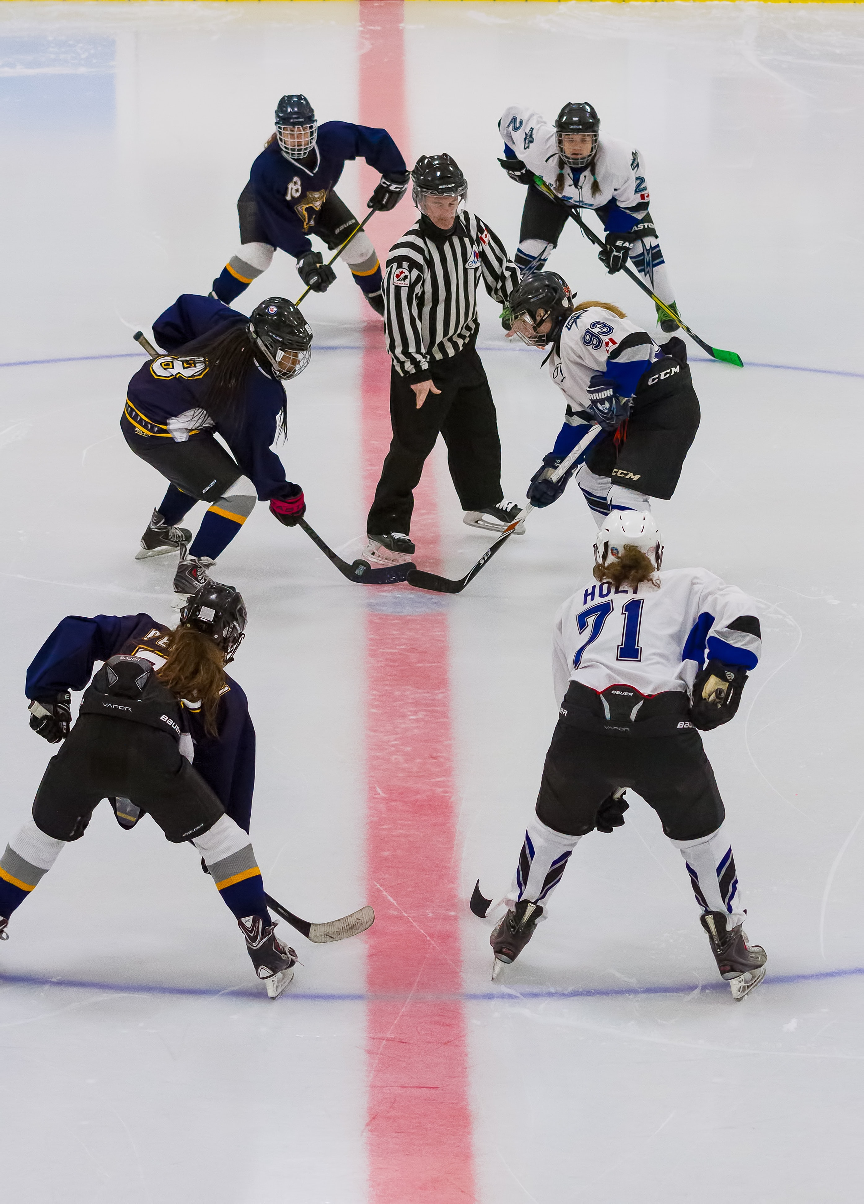 Face-off