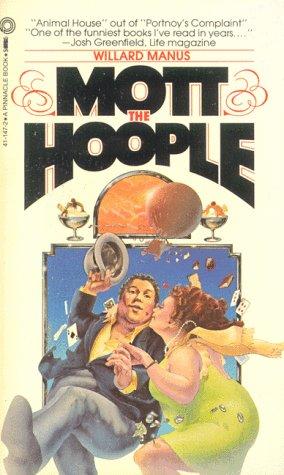 Mott the Hoople novel