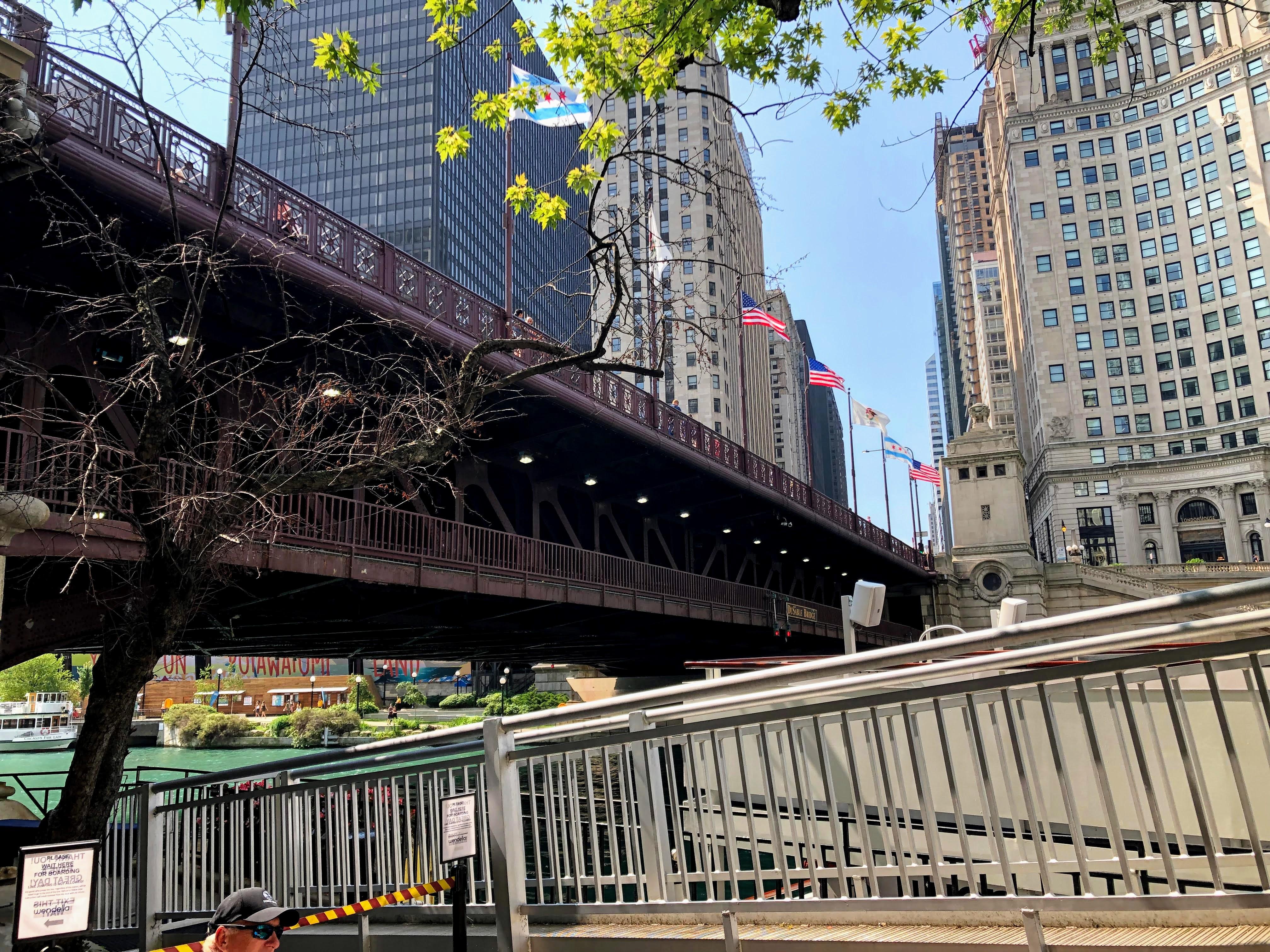 Dusable Bridge
