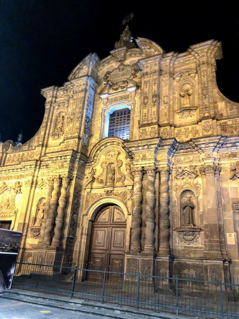 La Iglesia de la Comanie